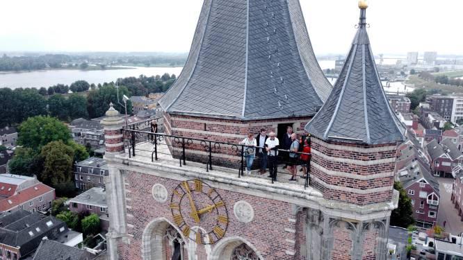 Open Monumentendag in Gorinchem: 256 traptreden beklimmen voor prachtig uitzicht vanaf de Grote Toren