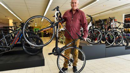 Van fiets over route tot massage: net voor de Ronde opent Europa's grootste wielersupermarkt de deuren