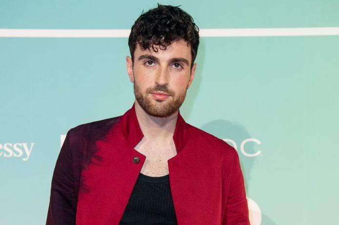 Songfestival-winnaar Duncan Laurence.