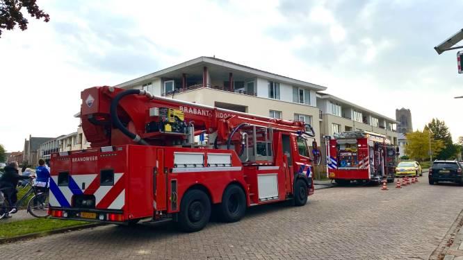 Vrouw raakt gewond bij brand op balkon van zorgcomplex in Oirschot