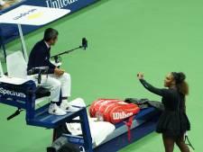 Serena Williams revient sur son attitude à l'US Open