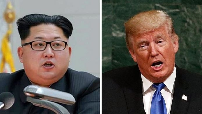 Denken de Noord-Koreaanse leider Kim Jong-un en de Amerikaanse president nog rationeel, vraagt Graff zich af.