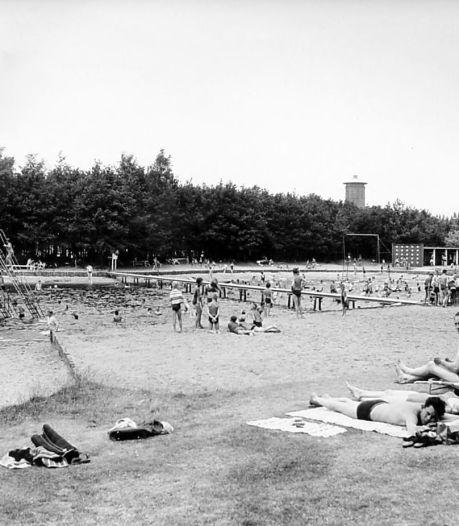 Uit de tijd dat mannen en vrouwen nog apart moesten zwemmen: ooit had Vlijmen drie natuurbaden