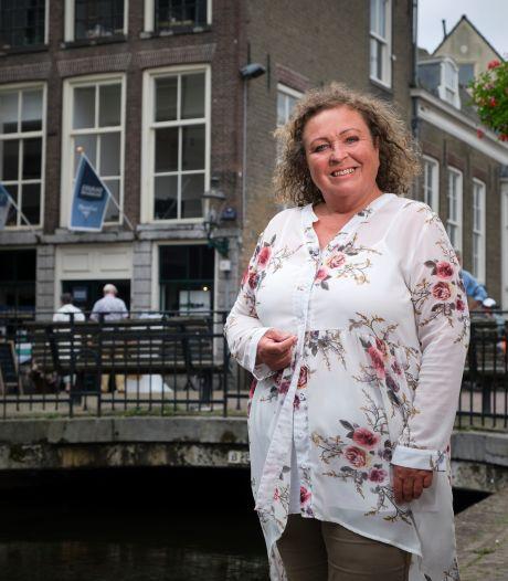Annique Camphens mag na 41 jaar eindelijk haar stad Maassluis promoten