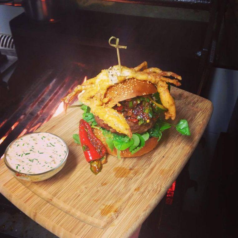 Burger Beer Battle Beeld Kimchi Radio