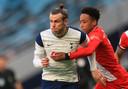 Gareth Bale zorgde voor de gelijkmaker van Spurs.