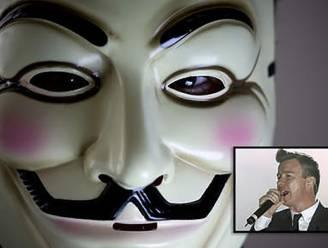 Anonymous zet Rick Astley in als wapen tegen IS