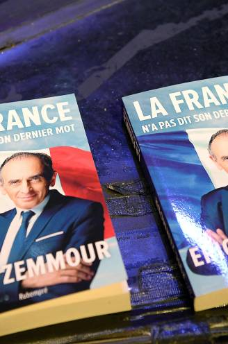 PORTRET. Wie is Eric Zemmour, de man die zowel Le Pen als Macron nerveus maakt?