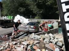 Opposition à la réouverture des recyparcs