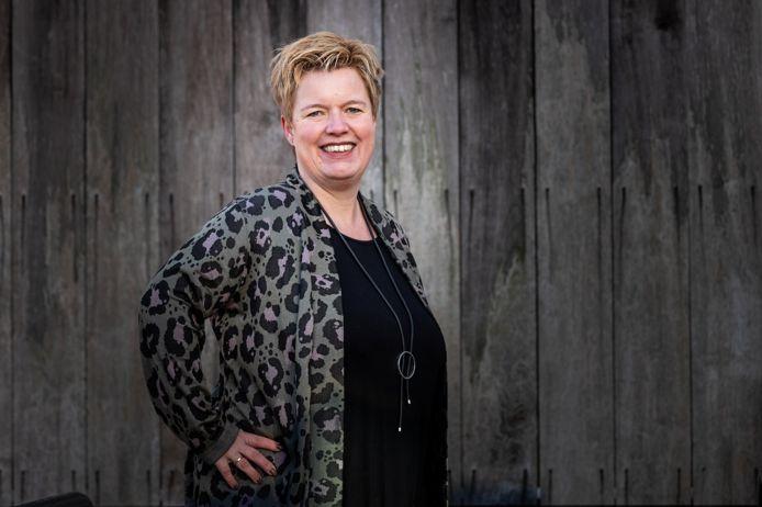 Aline Hofstee, de nieuwe evenementencoördinator van Kampen.