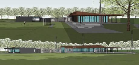 Sloop voor nieuwbouw voetbalclubs RPC en Tivoli in Eindhoven is begonnen