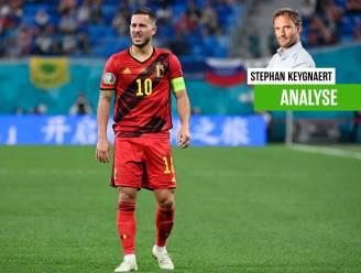"""Onze chef voetbal vindt dat Hazard morgen geen titularis mag zijn: """"Zijn invalbeurt tegen Rusland was geen Goddelijke Verschijning"""""""