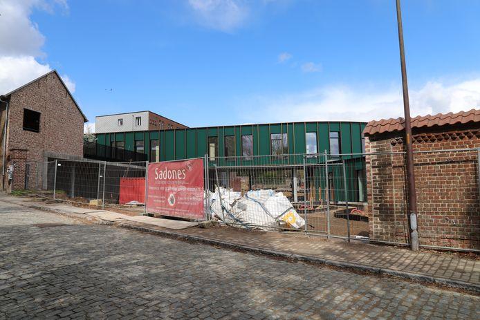 Vanaf eind april kunnen de eerste bewoners intrekken in de nieuwe gebouwen.