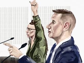 'Het Meisje' en haar broer moeten vooral lachen in rechtszaak over Zwolse drugsoorlog: 'Zwijgrecht'