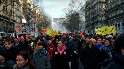 Nieuwe protesten tegen pensioenhervorming in Frankrijk, maar enthousiasme taant
