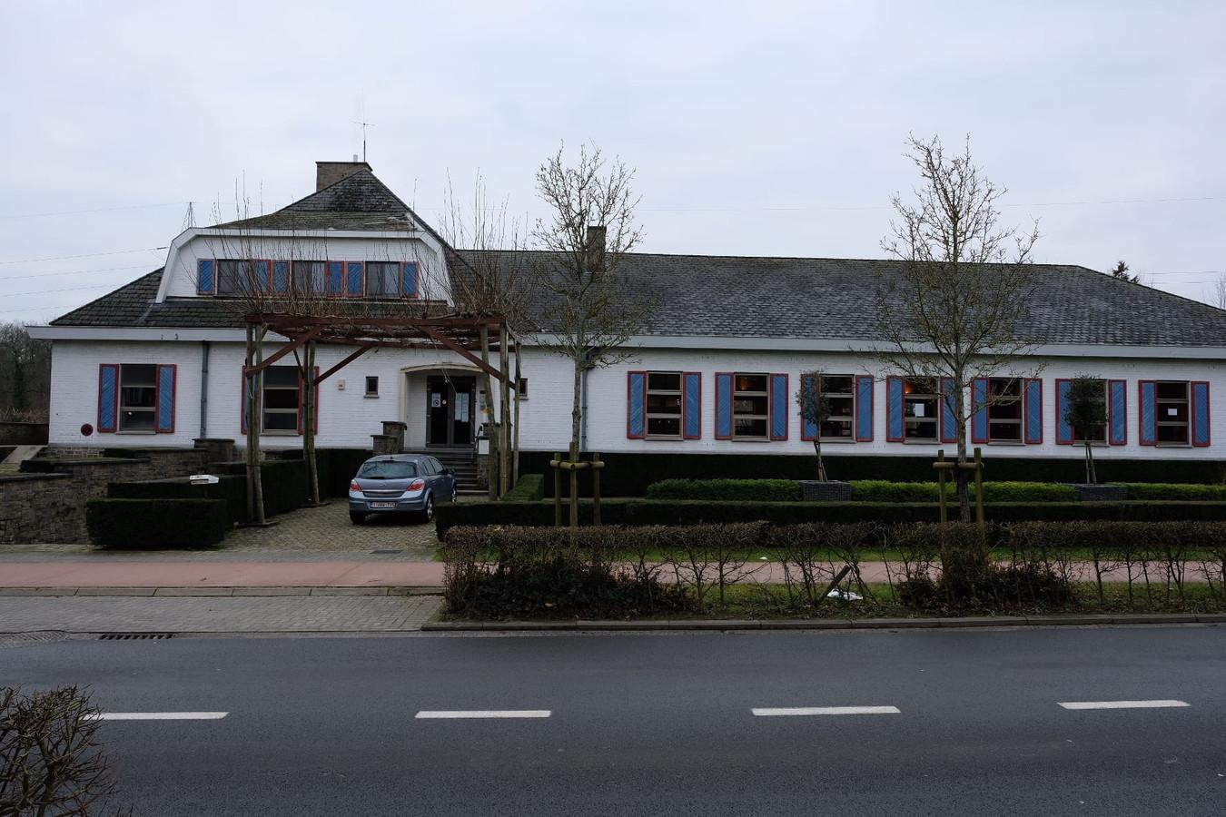 Gemeentecomplex Zijp in Wemmel.