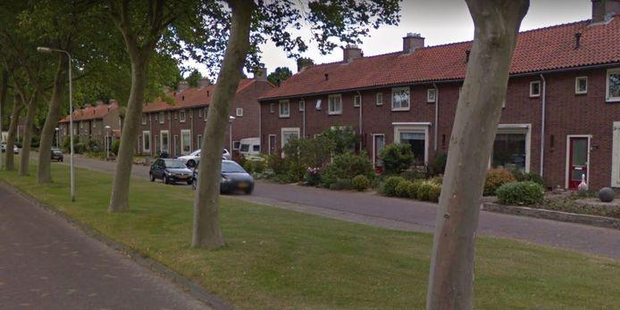 De Hertogstraat in Creil.