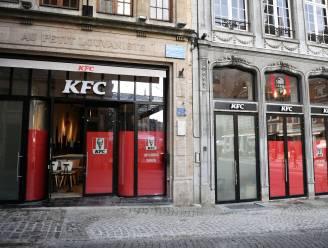 Kentucky Fried Chicken opent dinsdag de deuren op Grote Markt