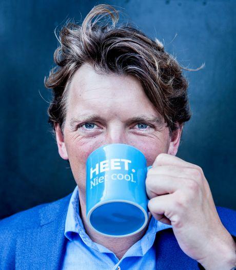 Pieter Zwart: doel 'multimiljonair' is behaald, dat kan ik loslaten