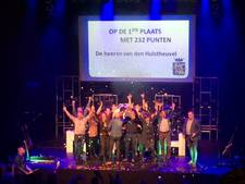 De Heeren van den Hulstheuvel wint vijfde editie van Ujese Kwis