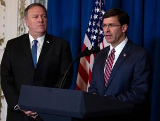 """Pentagon: """"Aanvallen op pro-Iraanse groepering zijn een succes"""""""