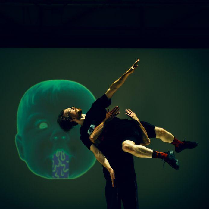 Moritz Ostruschnjak, een van de podiumkunstenaars die live te zien is bij SPRING 2021 in Utrecht