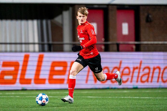 Juul Respen gaat Helmond Sport na dit seizoen verlaten. Hij speelde tot nu toe 41 duels, waarin hij twee keer scoorde.
