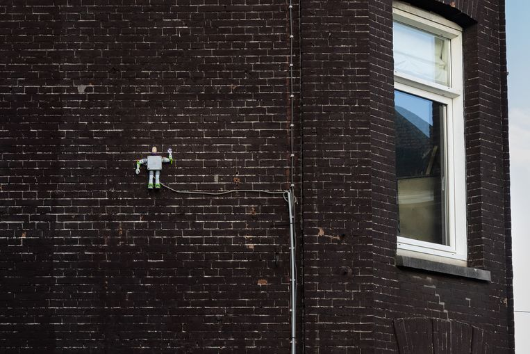 Govert Flinckstraat. Beeld Frankey