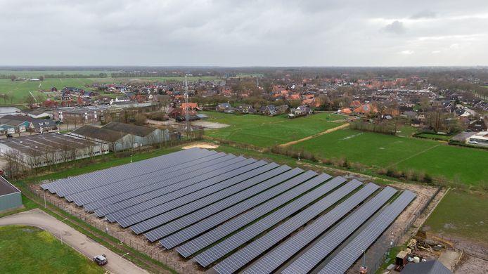 Waar in Steenwijkerland mogen zonneparken komen, zoals hier in Oldemarkt?