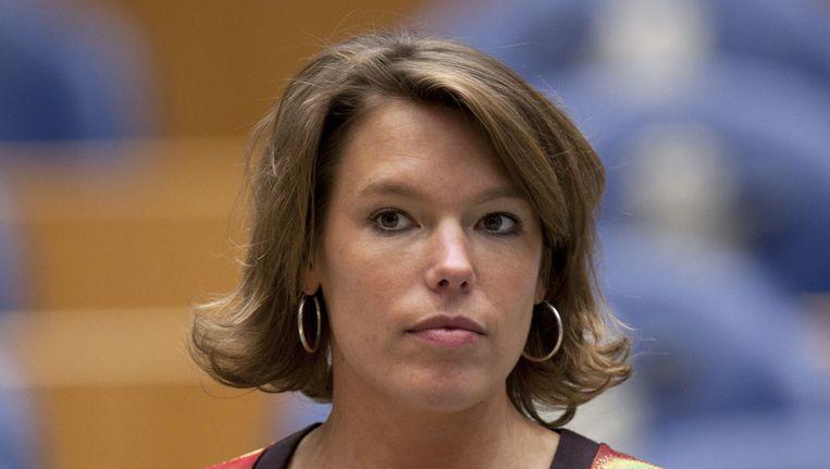 Tweede Kamerlid PvdA Lea Bouwmeester. Beeld ANP