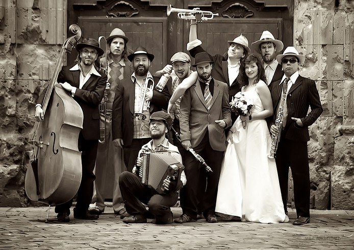 Los Callejeros uit het Belgische Leuven treedt in juni op in Schijndel tijdens het 1 Ander Festival.