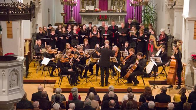 Kerstconcert 'Kerst-op-'t Goor' in kerk van Heist-Goor