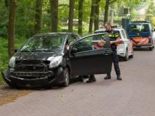Stomdronken bestuurder na slingerrit in Eemnes aangehouden