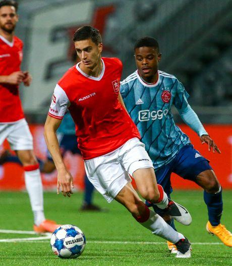 Samenvatting | MVV - Jong Ajax