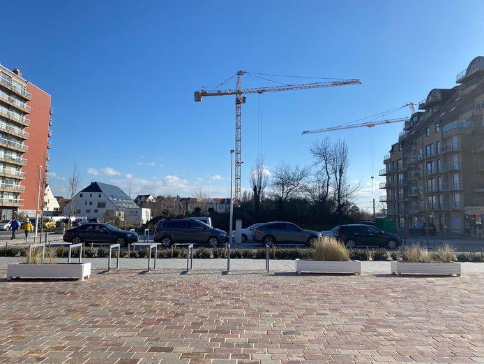Op deze locatie, op de hoek van de Franslaan met het Sint-Bernardusplein, is het nieuwste woonproject van Civitas Projects gepland.