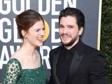 """Kit Harington et Rose Leslie, acteurs de """"Game of Thrones"""", ont accueilli leur premier enfant"""
