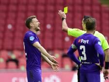 Van Egmond: 'Handsballen in strafschopgebied vaak grijs gebied'