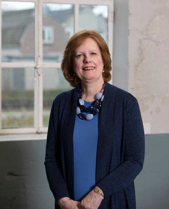 Ina Batenburg, voorzitter van de culturele centra in Oisterwijk