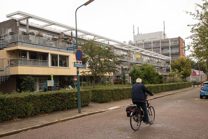 Het woonzorgcentrum aan de Troelstralaan