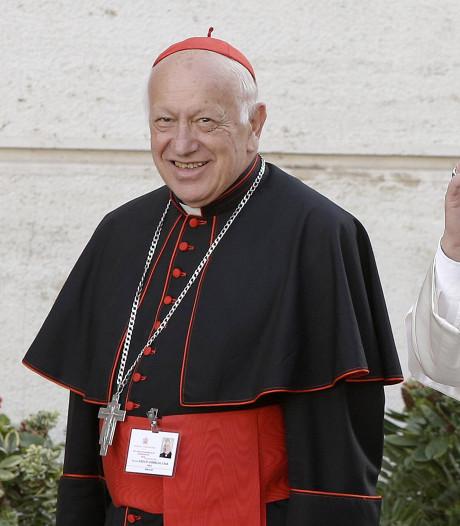 Paus stuurt Chileense kardinaal de laan uit voor verzwijgen misbruik