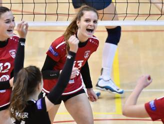 """Lize Timmermans (Antwerp Volley Team): """"Ik durf voorspellen dat volgend jaar de top vijf haalbaar is"""""""