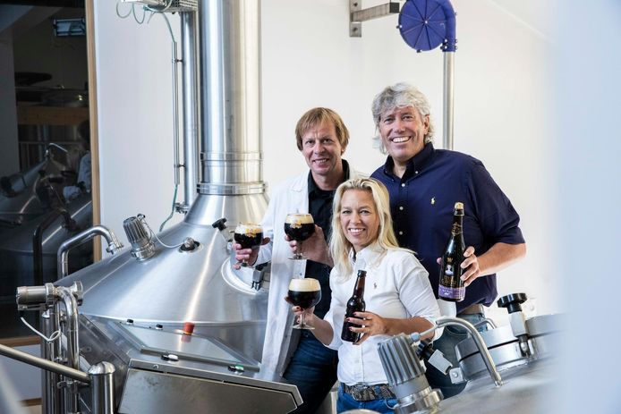 Bij brouwerij Wilderen zijn ze in de wolken met hun gelauwerd bier.