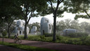 3D-geprinte woningen verrijzen vanaf volgend jaar in de Eindhovense wijk Meerhoven.
