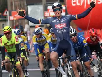 """Jordi Warlop sluit GP Jempi Monseré als zevende af: """"Na fietswissel sloot ik pas acht kilometer voor de streep weer bij peloton aan"""""""