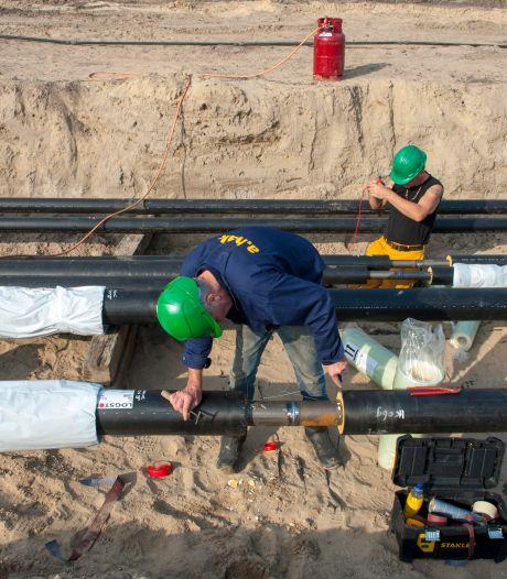 Aanleg omstreden warmteleiding naar Den Haag gaat door: 'Overlast hoort erbij'