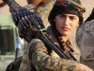 """IS doodt """"Koerdische Angelina Jolie"""""""