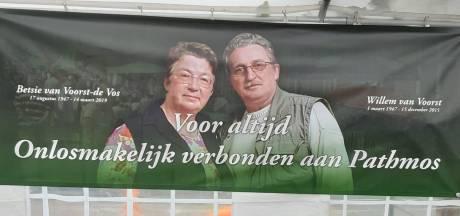 Volkswijk in Enschede eert mr. en mrs. Pathmos postuum met Willem en Betsie Van Voorstplein