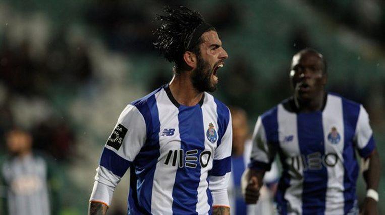 Sergio Oliveira. Beeld rv