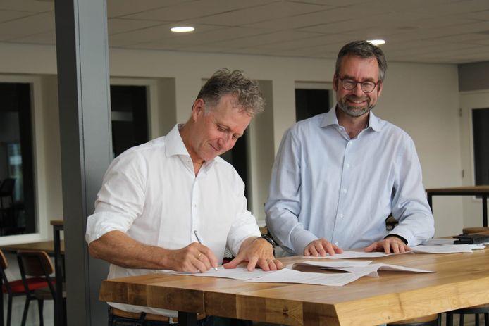 Guido van Keulen staat komend seizoen voor de groep bij Rood-Wit.