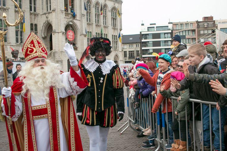Beeld ter illustratie. Op 5 december klinken de Sinterklaasliedjes door Lommel.